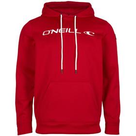 O'Neill Rutile Hooded Fleece Men, rood